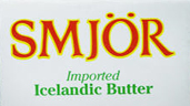 SMJOR Icelandic Butter